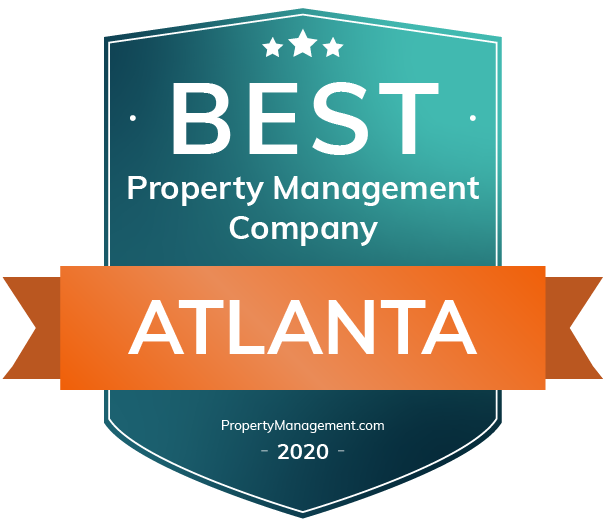 Best Property Management Company - Atlanta - 2020 Trusted Symbol